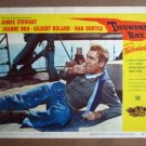 FQ44 Thunder Bay JAMES STEWART 1953 Lobby Card