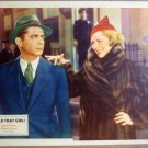 GR15 Hold That Girl CLAIRE TREVOR/JAMES DUNN Lobby Card