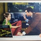 GQ19 Once Upon A Time CARY GRANT Portrait Lobby Card