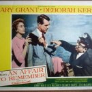 GR02 Affair To Remember CARY GRANT/DEB KERR Lobby Card