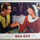 GQ04 Ben-Hur CHARLTON HESTON Portrait Lobby Card