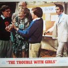 GS39 Trouble With Girls ELVIS PRESLEY 1969 Lobby Card