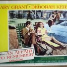 GT04 Affair To Remember CARY GRANT/D KERR Lobby Card