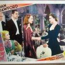 GT08 Bride Wore Red JOAN CRAWFORD 1937 Lobby Card