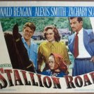 GU29 Stallion Road RONALD REAGAN/A  SMITH Lobby Card