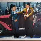 GX15 LAUREL & HARDY 1950s Re-release Lobby Card