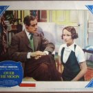 GX22 Over The Moon REX HARRISON/MERLE OBERON Lobby Card