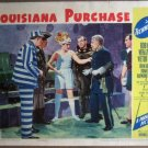 GY14 Louisiana Purchase BOB HOPE 1941 Lobby Card