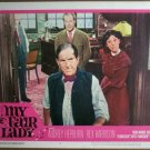 GY20 My Fair Lady AUDREY HEPBURN/R HARRISON Lobby Card