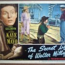 GZ14 Secret Life Walter Mitty DANNY KAYE Lobby Card