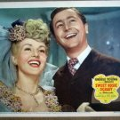 GZ23 Sweet Rosie O'Grady BETTY GRABLE Lobby Card