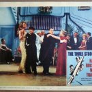 HA08 Have Rocket Will Travel THREE STOOGES Lobby Card