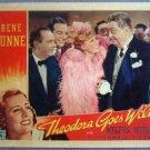 HA23 Theodora Goes Wild IRENE DUNNE 1936 Lobby Card