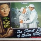 HB14 Secret Life Walter Mitty DANNY KAYE Lobby Card