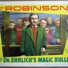 HB21 Dr Ehrlichs Magic Bullet EDW G ROBINSON Lobby Card