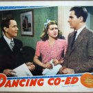 HF08 Dancing Co-Eds LANA TURNER 1939  Lobby Card