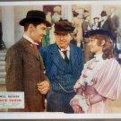 HJ05 David Harum WILL ROGERS Original 1934 Lobby Card