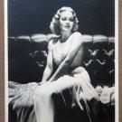 HL27 JANE WYMAN (signed) 1930s Publicity Still