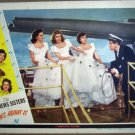 HF17 How's About It ANDREWS SISTERS/SHEMP Lobby Card