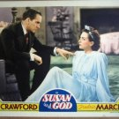 HF33 Susan & God JOAN CRAWFORD/FREDRIC MARCH Lobby Card