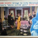 HJ15 Kitty Foyle GINGER ROGERS/DENNIS MORGAN Lobby Card