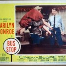 HD05 Bus Stop MARILYN MONROE/DON MURRAY Lobby Card