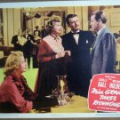 HH24 Miss Grant Takes Richmond LUCILLE BALL Lobby Card