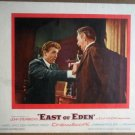HM14 East Of Eden JAMES DEAN Original 1955 Lobby Card