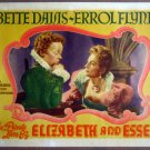 HO23 Elizabeth & Essex BETTE DAVIS Portrait Lobby Card