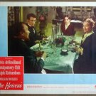 HO11 Heiress MONTGOMERY CLIFT/DeHAVILLAND Lobby Card
