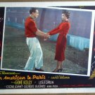 HO02 American In Paris GENE KELLY/L CARON Lobby Card