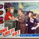 HP26 Some Like It Hot BOB HOPE/UNA MERKEL Lobby Card