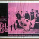 HQ06 Fellinis 8 1/2 MARCELLO MASTROIANNI Lobby Card