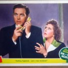 HQ13 Mr. & Mrs. North GRACIE ALLEN Portrait Lobby Card