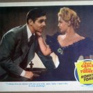 HR12 Honky Tonk LANA TURNER/CLARK GABLE Lobby Card