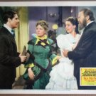 HS24 Story Of Alexander Bell LORETTA YOUNG/DON AMECHE Lobby Card