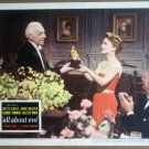 HT01 All About Eve ANNE BAXTER 1950 Lobby Card