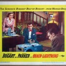 HU12 Chain Lightning HUMPHREY BOGART Lobby Card