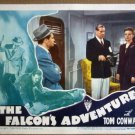HU17 Falcon's Adventure MADGE MEREDITH Lobby Card