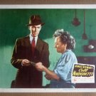 HV10 Call Northside 777 JAMES STEWART Original 1947 Lobby Card