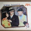 HV12 Dove NORMA TALMADGE/GILBERT ROLAND 1927 Portrait  Lobby Card