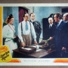 HV15 I Love You Again MYRNA LOY/WILLIAM POWELL 1940 Original Lobby Card