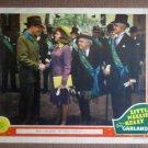 HV19 Little Nelly Kelly JUDY GARLAND Original 1940 Lobby Card