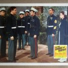 HV25 To The Shores Of Tripoli MAUREEN O'HARA/RANDOLPH SCOTT 1942 Lobby Card
