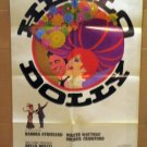 HV27 Hello, Dolly! BARBRA STREISAND/WALTER MATTHAU 1969 One Sheet Poster