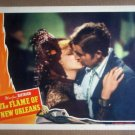 HW12 Flame Of New Orleans MARLENE DIETRICH/BRUCE CABOT Portrait Lobby Card
