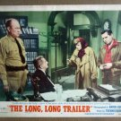 HY10 Long, Long Trailer LUCILLE BALL/DESI ARNAZ Lobby Card
