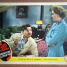 HY19 Somewhere I'll Find You LANA TURNER/CLARK GABLE Original Lobby Card