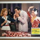 HY25 Weekend In Havana CARMEN MIRANDA/ALICE FAYE Lobby Card