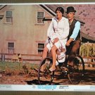 HZ04 Butch Cassidy & Sundance Kid PAUL NEWMAN/KATHARINE ROSS Lobby Card